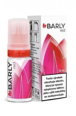 Liquid Barly Red 10ml - 15 mg