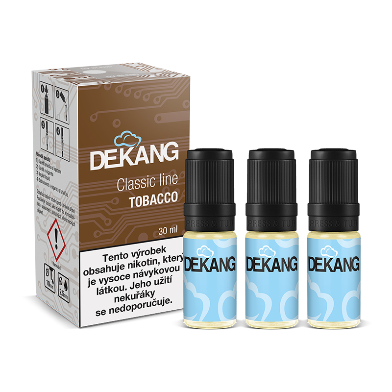 Liquid Dekang DAF 30ml - 3mg