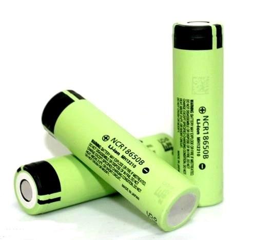 Panasonic baterie typ 18650 3400mAh