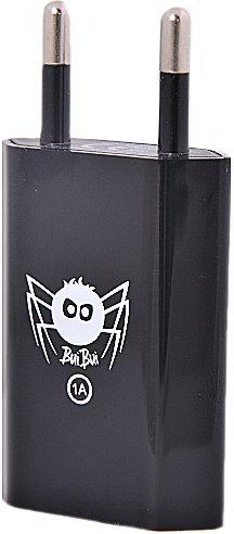 BuiBui eGo síťový adapter Black 1A (1000mAh) (Síťový adapter eGo 1000 mAh)