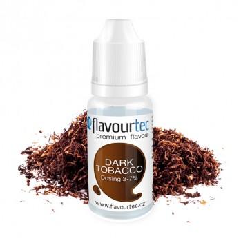 Příchuť Flavourtec Dark Tobacco (Silný tabák) 10ml