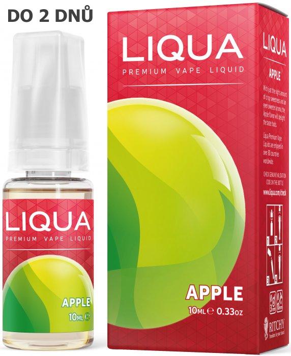 Liquid LIQUA Elements Apple 10ml-0mg (jablko)