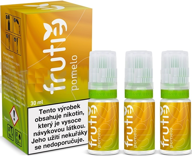 Liquid Frutie Pomelo 30ml - 5 mg