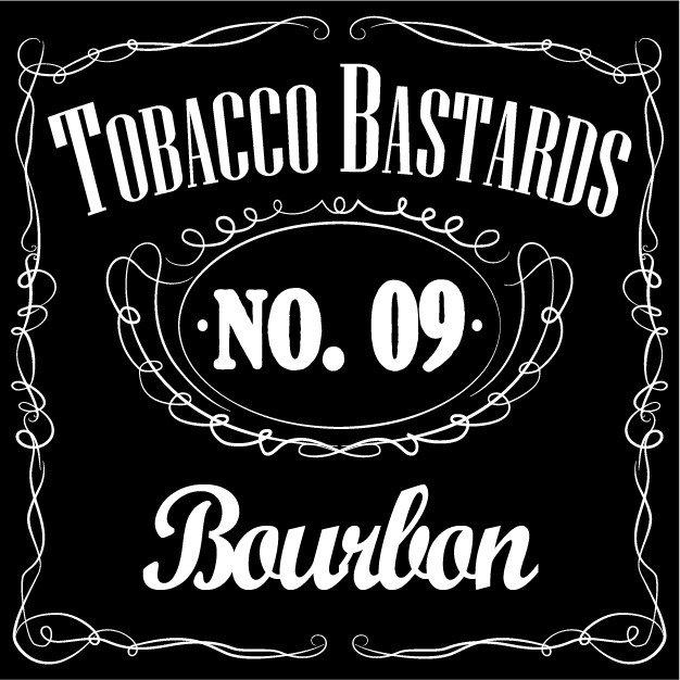 Příchuť Flavormonks Tobacco Bastards No.09 Bourbon 10ml