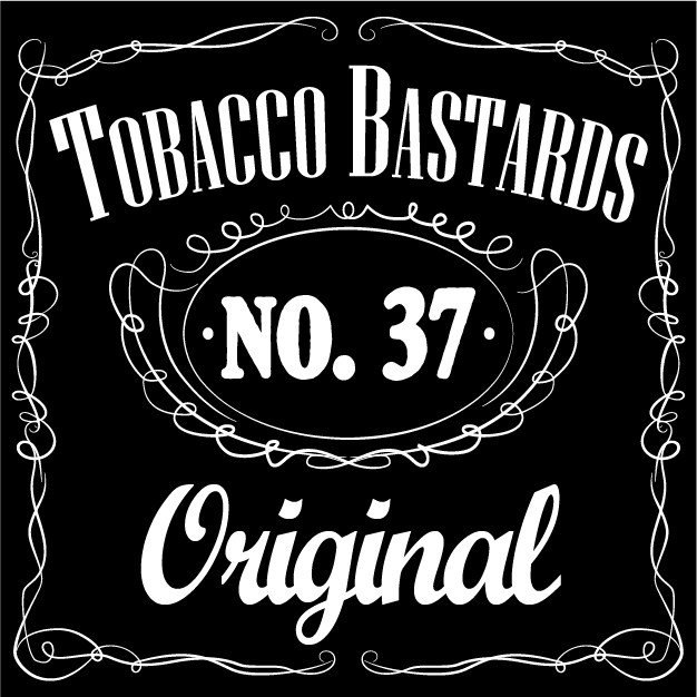 Příchuť Flavormonks Tobacco Bastards No.37 Original 10ml