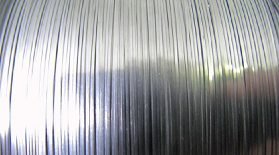 Kanthalový odporový drát Plochý - 37 ohm - 1 metr (Kanthalový žhavíví drát Plochý 0,4 mm x 0,1 mm - 37 oh m - 1 metr)
