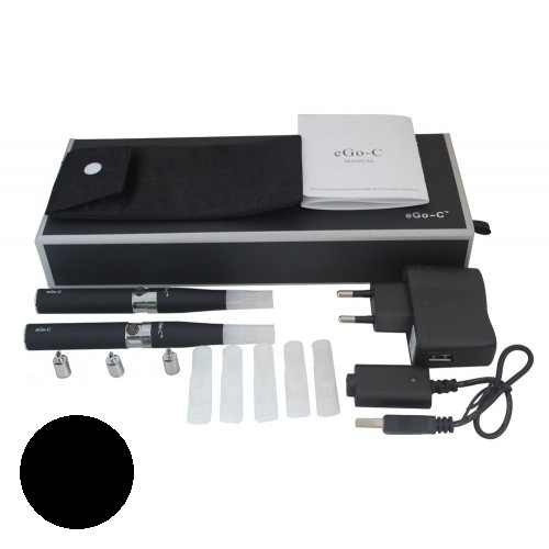 Lincotech eGo C 650mAh černá 2 ks