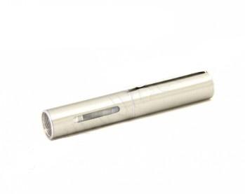 Cartomizer s krytkou eGo-W ocelový (Cartomizer eGo-W komplet ocelový)