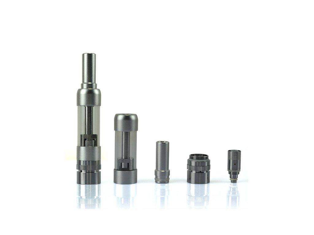 Lincotech Clearomizer X-Air Dual Coil čirý
