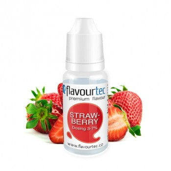 Příchuť Flavourtec: Jahoda (Strawberry) 10ml