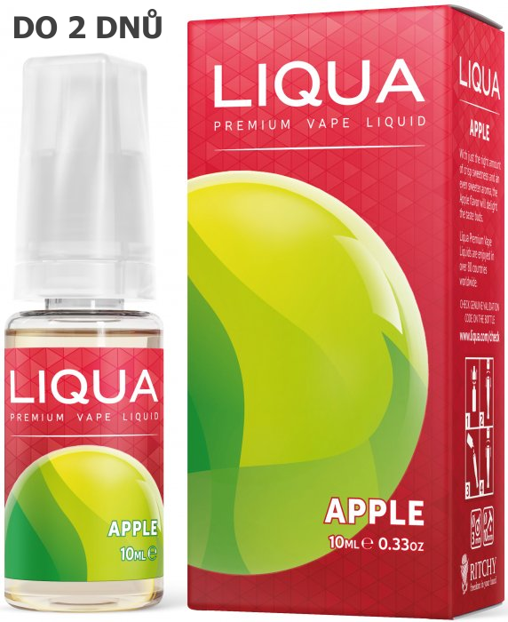 Liquid LIQUA Elements Apple 10ml-0mg