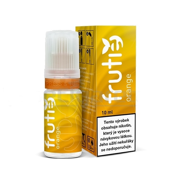 Liquid Frutie Pomeranč (Orange) 10ml - 14 mg