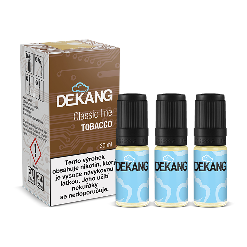 Liquid Dekang Desert ship 30ml - 18mg