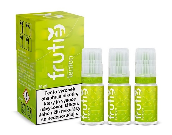 Liquid Frutie Citron (Lemon) 30ml - 8 mg