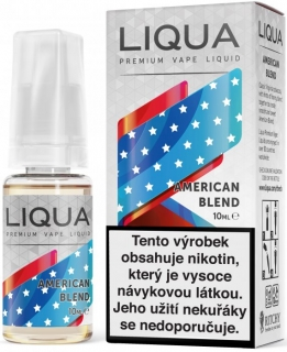 Liquid LIQUA American Blend 10ml-18mg