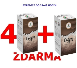 Liquid Dekang Coffee (Káva) 10ml - 11mg 4+1 ZDARMA