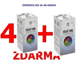 Liquid Dekang Fruit Mix (Ovocný mix) 10ml - 11mg 4+1 ZDARMA