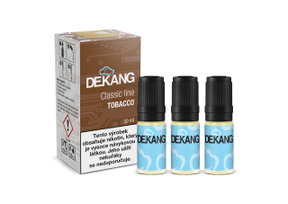Liquid Dekang Desert ship 30ml - 3mg