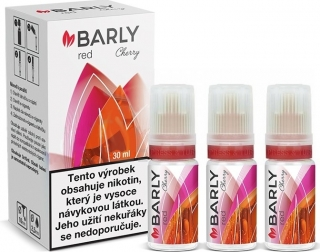 Liquid Barly Red Cherry 30ml - 15 mg