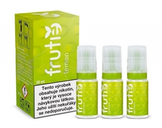 Liquid Frutie Citron (Lemon) 30ml - 14 mg