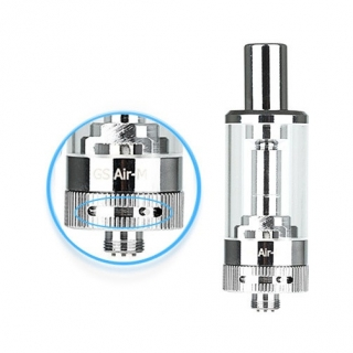 Clearomizér Eleaf GS Air-M 4ml 1,5ohm Silver