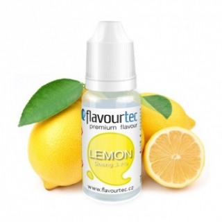 Příchuť Flavourtec: Citrón (Lemon) 10ml