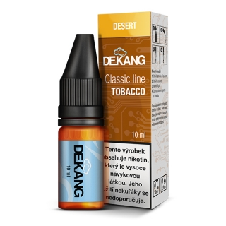 Liquid Dekang Desert ship 10ml - 18mg