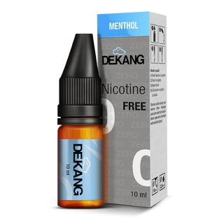 Liquid Dekang Menthol 10ml - 0mg (Mentol)