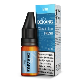 Liquid Dekang Mint 10ml - 18mg