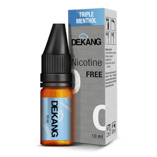 Liquid Dekang Triple Menthol 10ml - 0mg