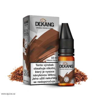 Liquid Dekang Virginia 10ml - 6mg (virginia tabák)