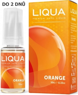 Liquid LIQUA Elements Orange 10ml-0mg