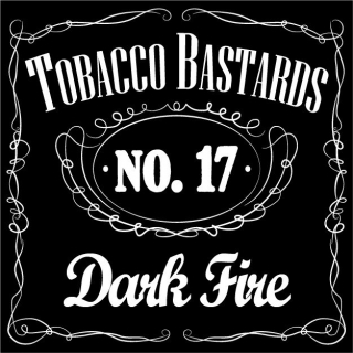 Tobacco Bastards No.17 Dark Fire 10ml