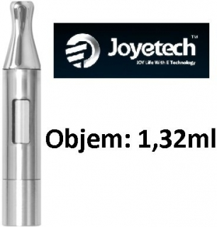 eGo-CC Clearomizer Joyetech 1,32ml Silver